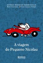 Capa de A Viagem do Pequeno Nicolau